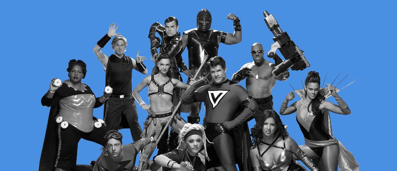 Хто хоче стати супергероєм?